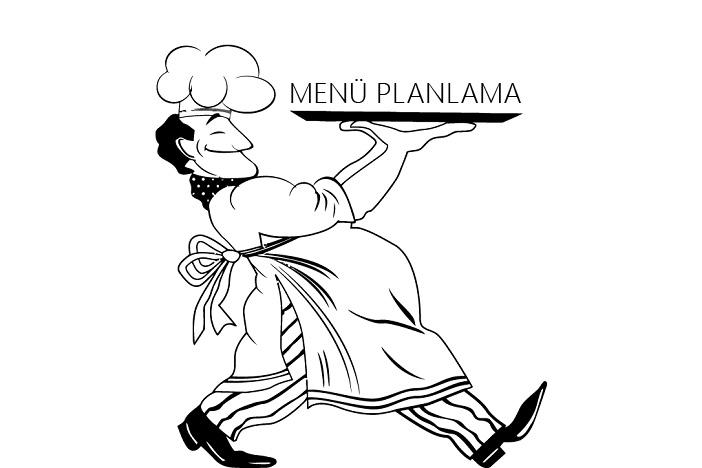 menü planlama