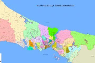 istanbul yemek firmaları haritası